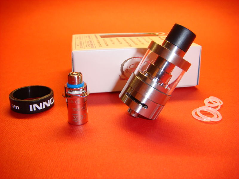 isub v clearomizer