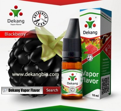 10ml Dekang Blackberry kupina