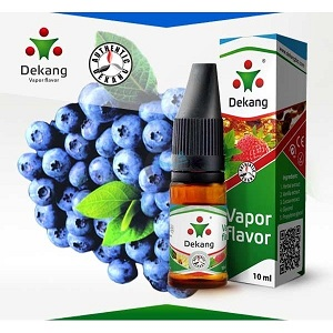 10ml Dekang Blueberry borovnica