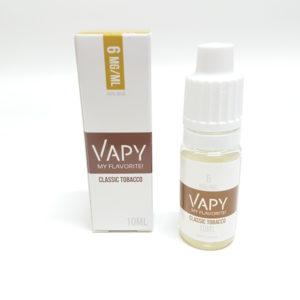 10ml VAPY classic tobacco
