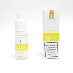 10ml VAPY Limun